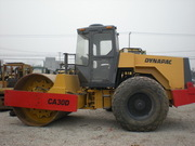 Used Dynapac CA30D vibrating road roller